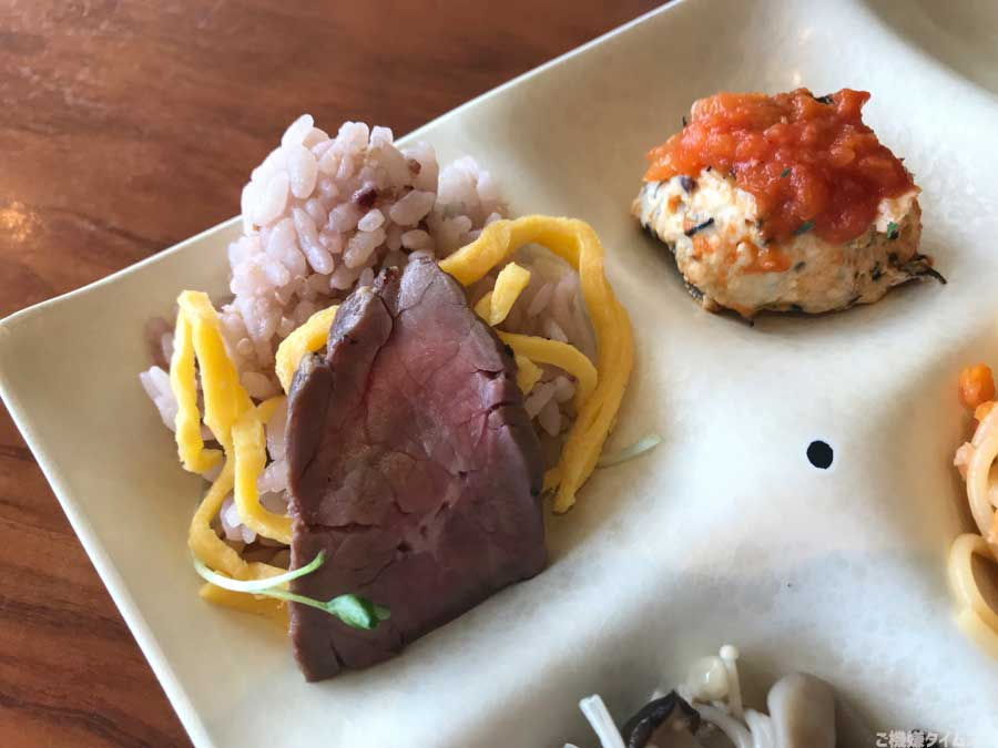はーべすと ランチ限定ちらし寿司