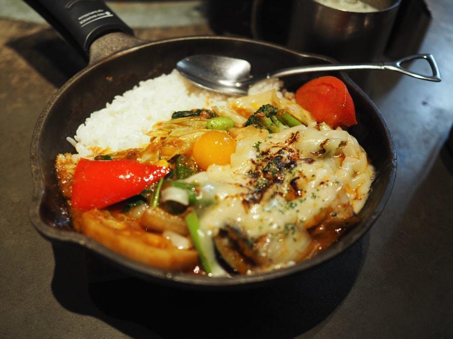 代々木 野菜を食べるカレーcamp2
