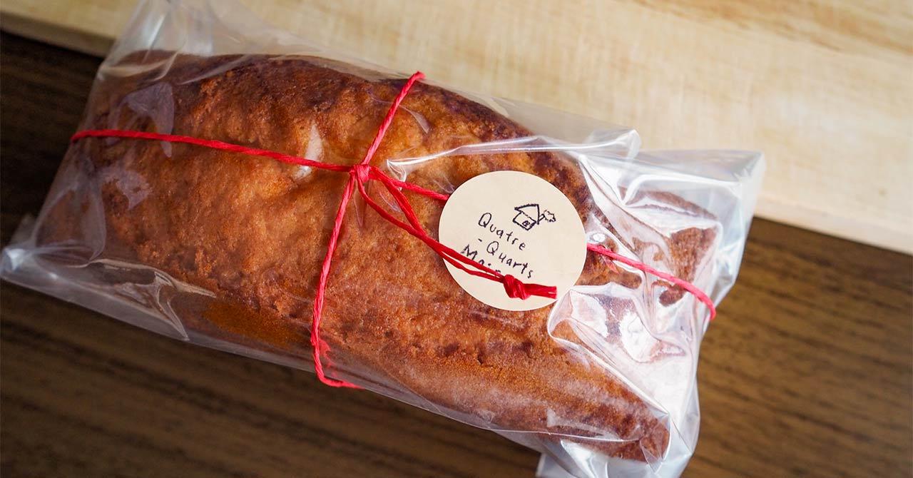 ロミユニコンフィチュールの焼き菓子